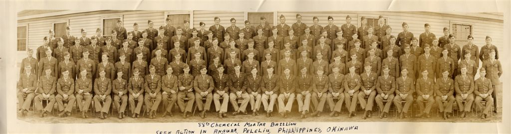 88 CMB at Camp Rucker, AL c. 1943